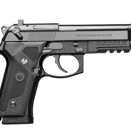 Beretta Beretta M9A3 FS 9mm Black