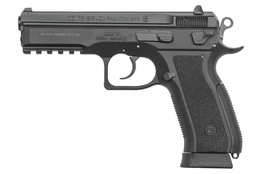 CZ CZ 75 SP-01 9mm Phantom
