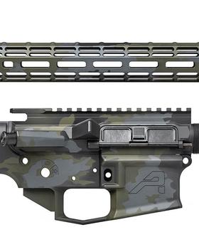 "Aero M4E1 Builder Set w/ 15"" ATLAS S-ONE M-LOK Handguard - Urban Decay Builder Set"