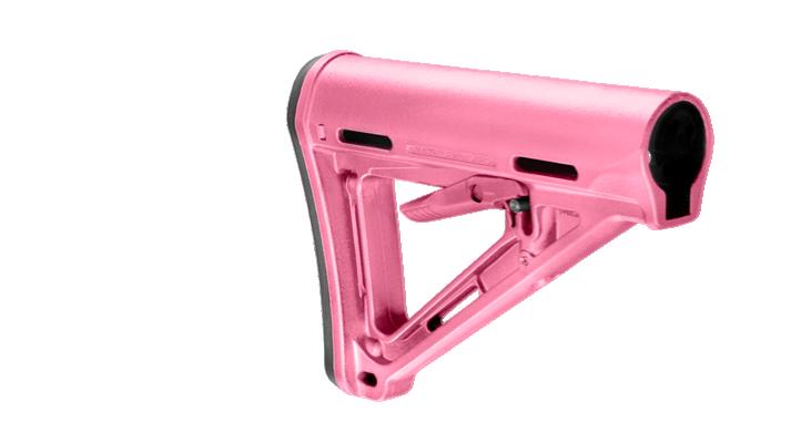 Magpul Magpul MOE Stock, Pink