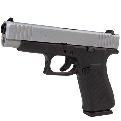 Glock Glock 48 9x19 Slim Line Fixed Sights