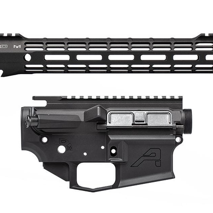 "Aero 12"" M4E1 Builders Kit with M4E1-Threaded Upper and S-One ATLAS Handguard, M4E1 Lower"