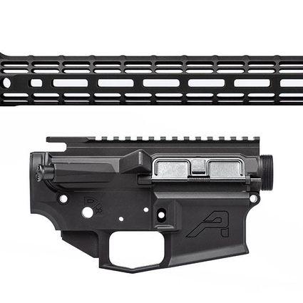 "15"" M4E1 Builders Kit with M4E1-Threaded Upper and S-One ATLAS Handguard,  M4E1 Lower"