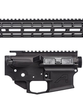 "Aero 15"" M4E1 Builders Kit with M4E1-Threaded Upper and R-One ATLAS Handguard, M4E1 Lower"