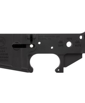 Aero M4A1 Special addition with Assembled upper w/forward assist- Anodized Black, Aero Precision