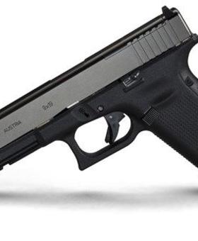 Glock Glock 34 Gen5 MOS, 9mm