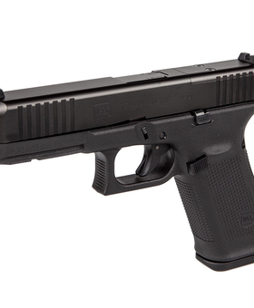 Glock Glock 17 Gen5 MOS, 9mm Fixed Sights