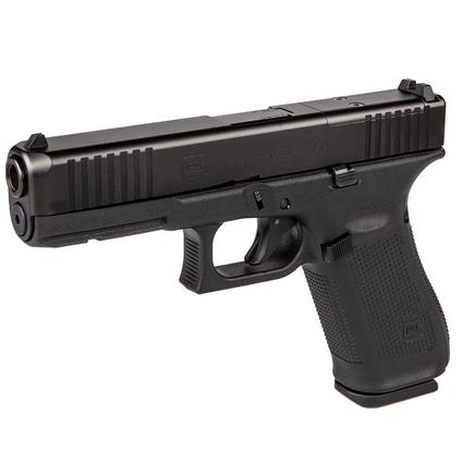 Glock Glock 17 Gen5 MOS, 9mm Fixed Sights
