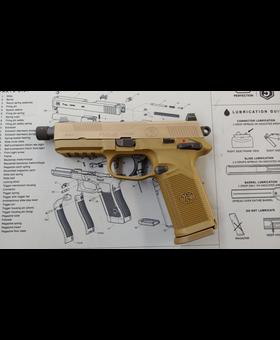FNH FNH FNX-45 Tactical Flat Dark Earth, Used