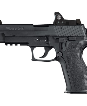 SIG USA Sig Sauer P226RX 9mm with Romeo Sight
