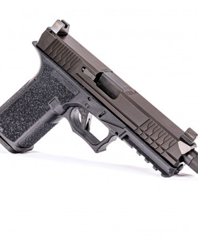 Poly80 Polymer80 PFS9™ TF Barrel & NightSights Black 10rd