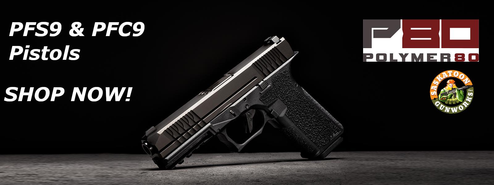 Polymer80 Handguns