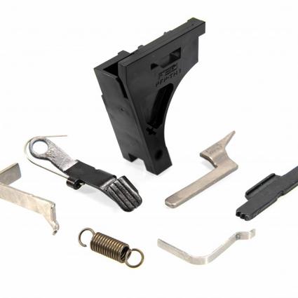 Poly80 Frame Parts Kit, No Trigger