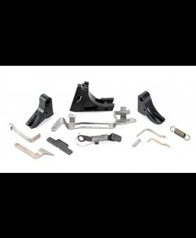 Poly80 Frame Parts Kit w/ Trigger - BLK