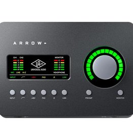Universal Audio Universal Audio ARROW Thunderbolt 3 Interface w/ SOLO Processing (Mac/Win)