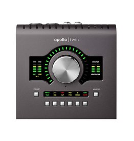 Universal Audio Universal Audio APLTWSII Apollo Twin MkII w/ SOLO Processing (Thunderbolt for Mac/Win).