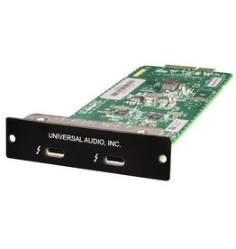 Universal Audio Universal Audio TBOC-3 Thunberbolt 3 Card (Mac/Win)