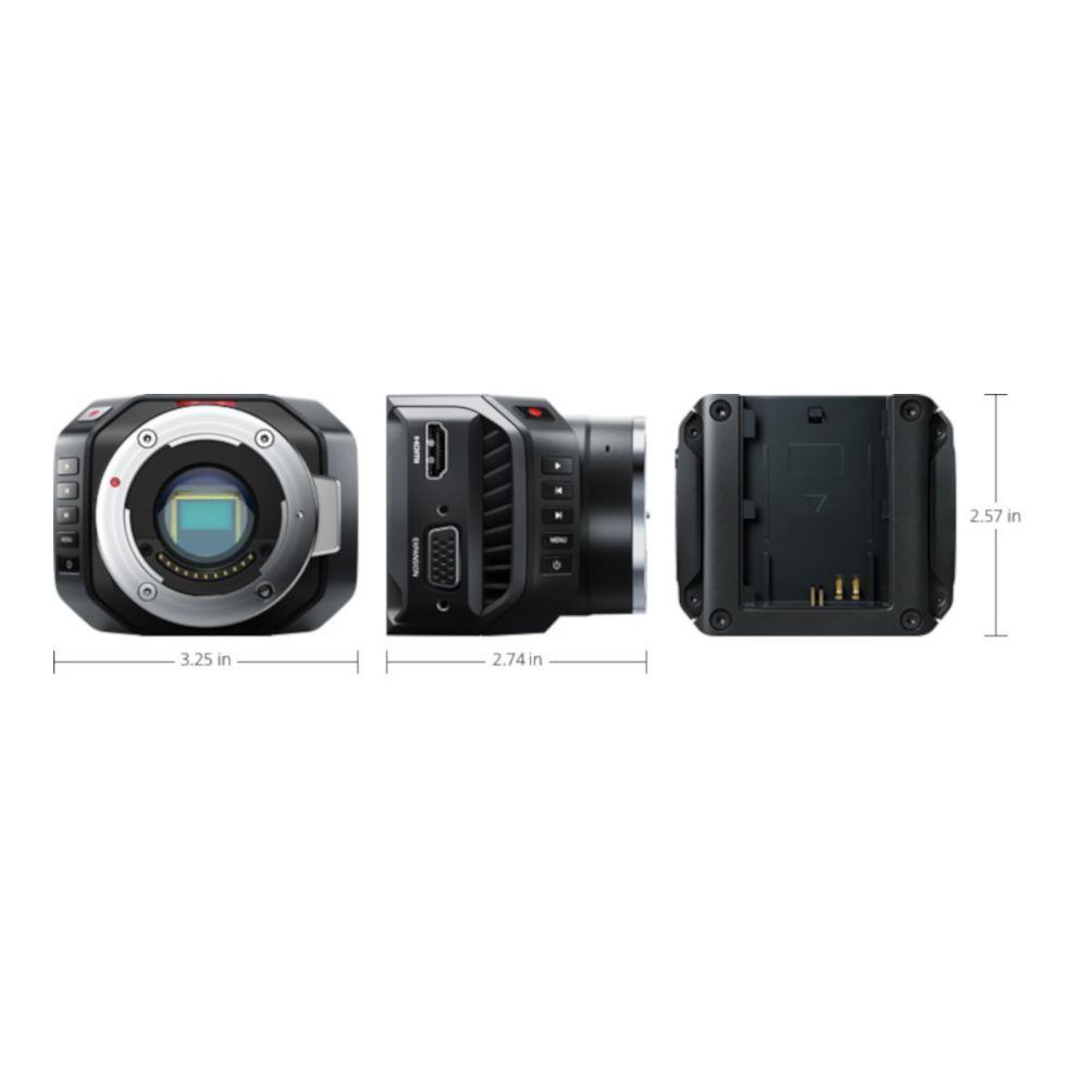 Black Magic Blackmagic Micro Cinema Camera