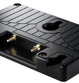black magic blackmagic ursa gold battery plate jss a solotech company. Black Bedroom Furniture Sets. Home Design Ideas