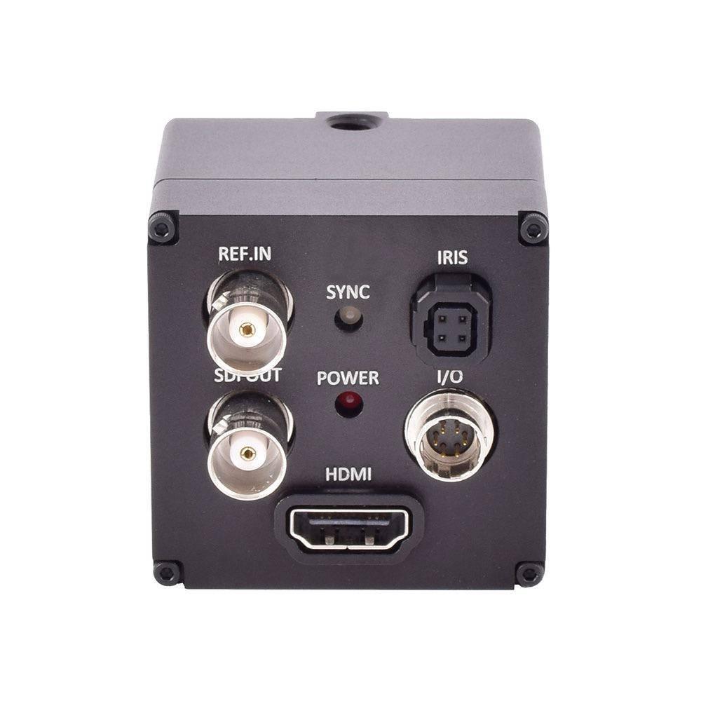 Genlock 3G/HD-SDI & HDMI 1080p60 EFP/POV Studio Camera