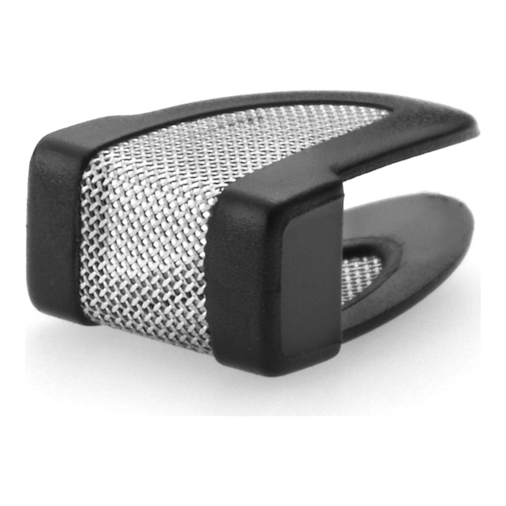 DPA Directional Headset, Black, Medium 100 mm, Single Ear, Microdot (Adaptor Required)