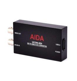 AIDA-GCON-SDI SDI Genlock converter w/ Active Loop Out