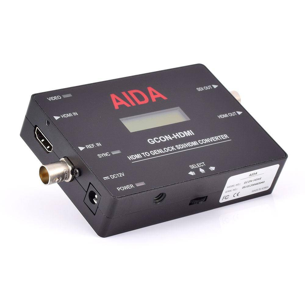 AIDA-GCON-HDMI HDMI Genlock converter w/ Active Loop Out
