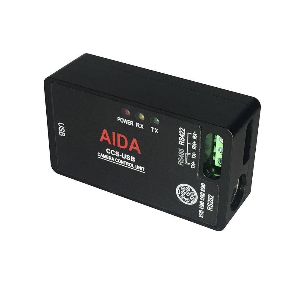 AIDA-CCS-USB VISCA Camera Control Unit & Software