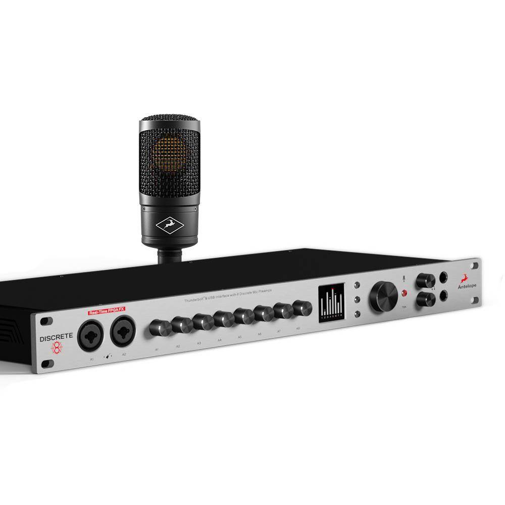 Antelope Audio Antelope Audio Discrete 8 + Edge Solo Bundle