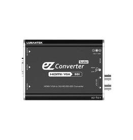 Lumantek LUM-ez-Converter HS+ HDMI / VGA to 3G/HD/SD-SDI Converter with Scaler