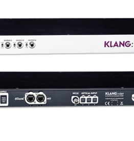 Klang Technologies Klang VIER 4 User 3D In-Ear Monitoring System.