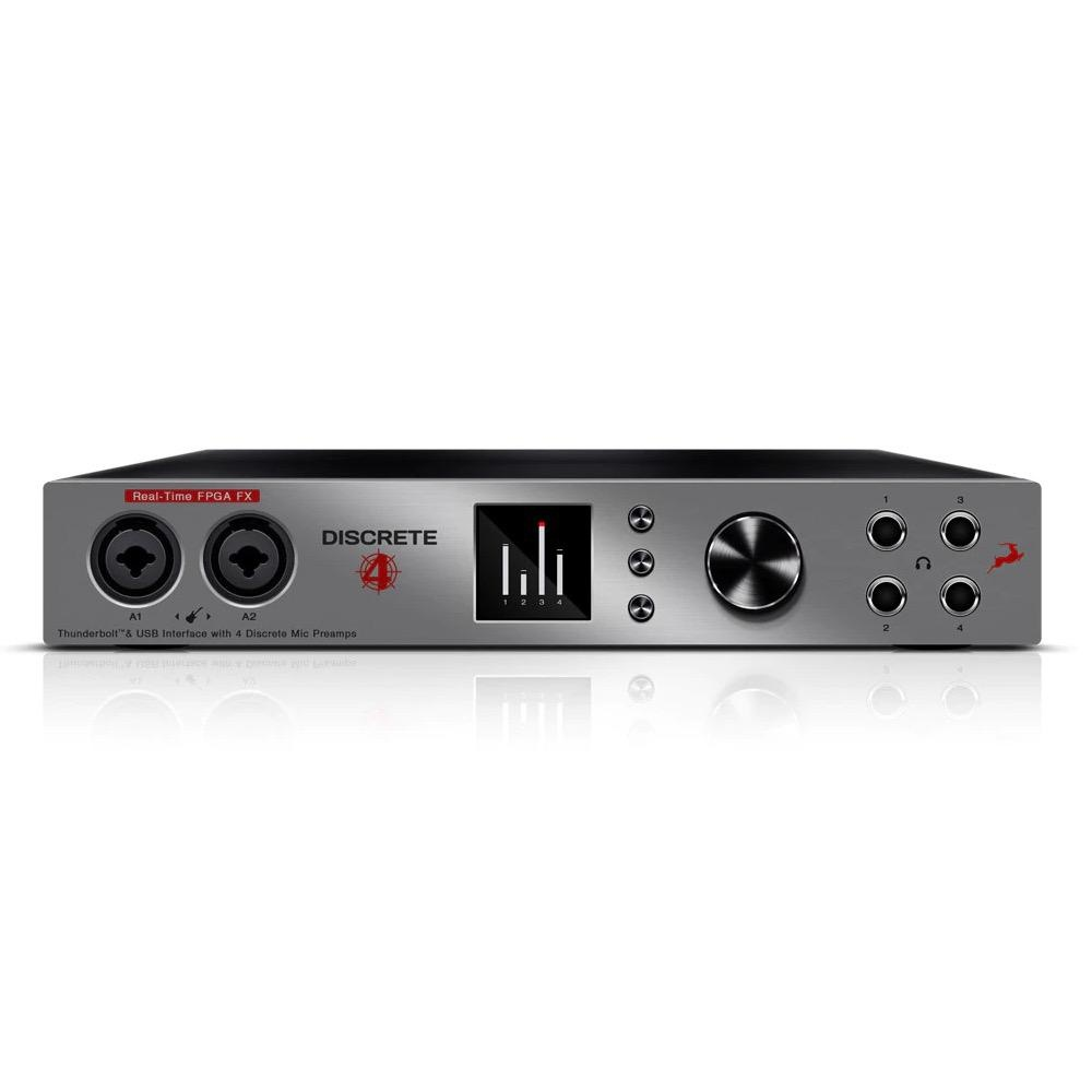 Antelope Audio Antelope Audio Discrete 4 + Edge Duo