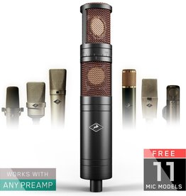 Antelope Audio Antelope Audio Edge Quadro Dual-head, quad-channel modeling microphone for 360° recording