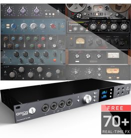 Antelope Audio Antelope Audio Orion Studio rev.17 + Edge Solo (2 pcs.) + Verge (4 pcs.) Audio interface + Modeling mics