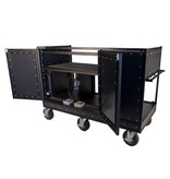 Pageantry Innovations Pageantry Innovations MC-30 Triple Mixer Cart