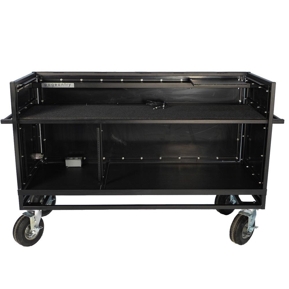 Pageantry Innovations Pageantry Innovations KC-30 Enclosed Synth Cart