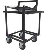 Pageantry Innovations Pageantry Innovations SC-10 Single Speaker Stack Cart