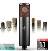 Antelope Audio Antelope Audio Edge Go Studio-grade large-diaphragm condenser USB microphone - PROMOTION
