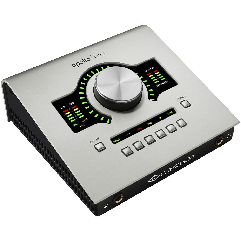 Universal Audio Universal Audio Apollo Twin DUO USB Interface