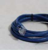 UTP-Cat5E-5 5' unshielded, terminated Cat5E cable.