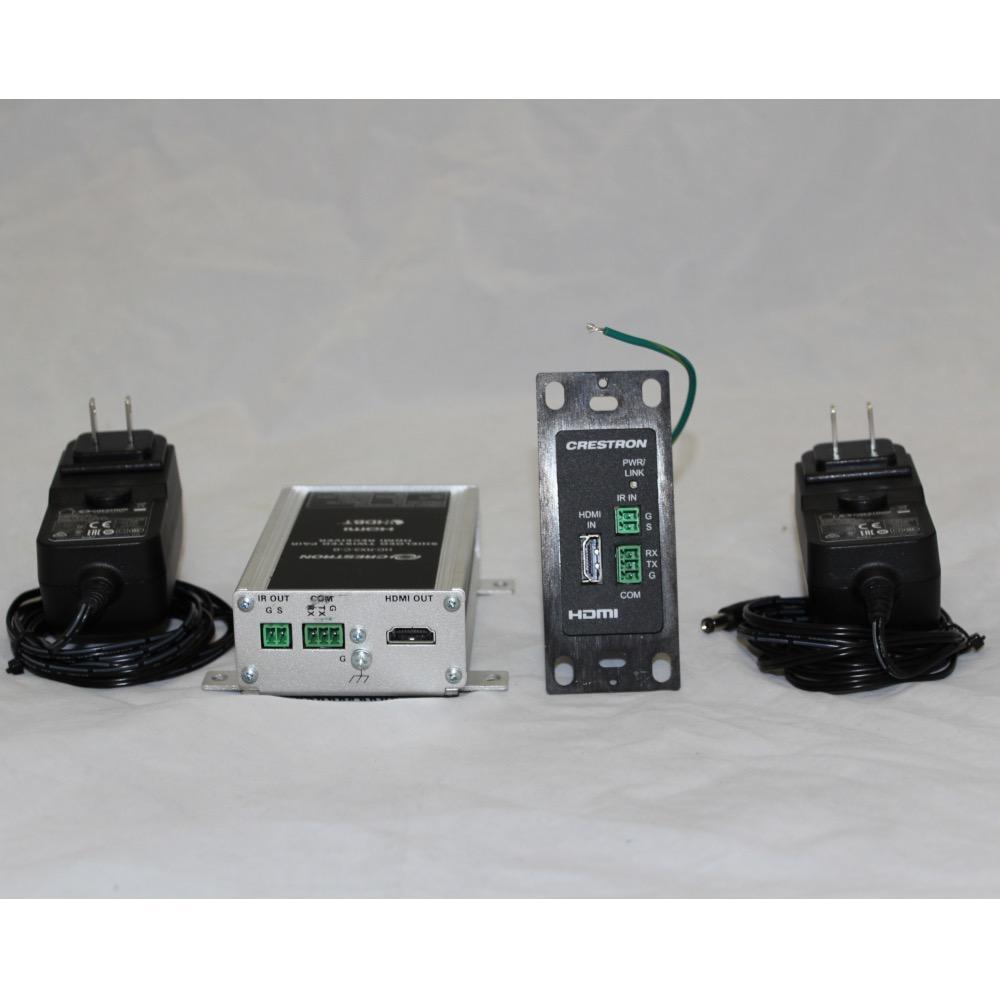 Crestron HD-RX3/TX3-C-B transmitter and HD-TX3-C-B receiver