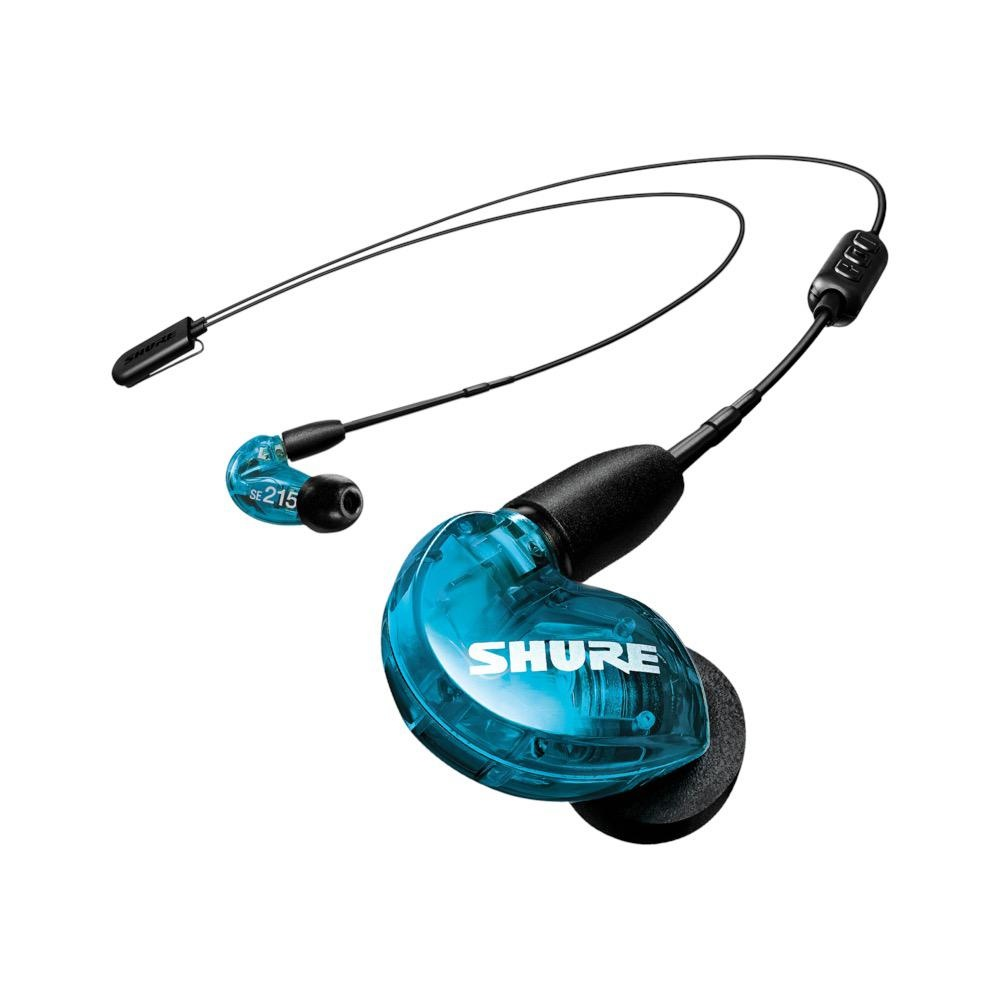 Shure Shure SE215 SPE BLUE SE215 EARPHONE