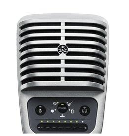 Shure Shure MV51/A MV51 Digital Large-Diaphragm Condenser Microphone + USB & Lightning Cable