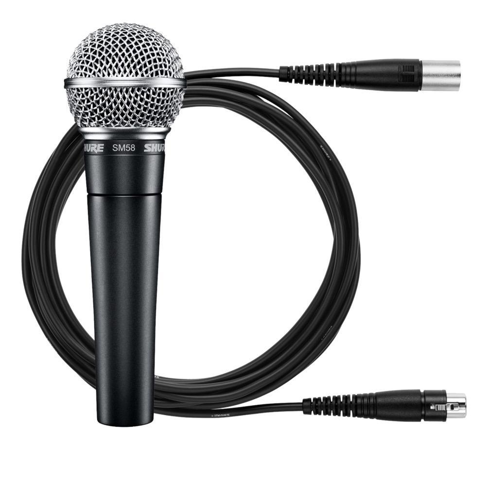 Shure Shure SM58-CN Cardiod Dynamic Microphone