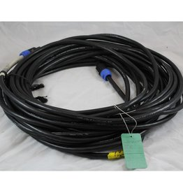 JSS 75 Foot 4-Pole Speakon Cable