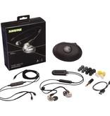 Shure SE425-V+BT2 SILVER EARPHONES