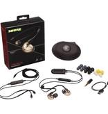 Shure SE535-V+BT Bronze Earphones