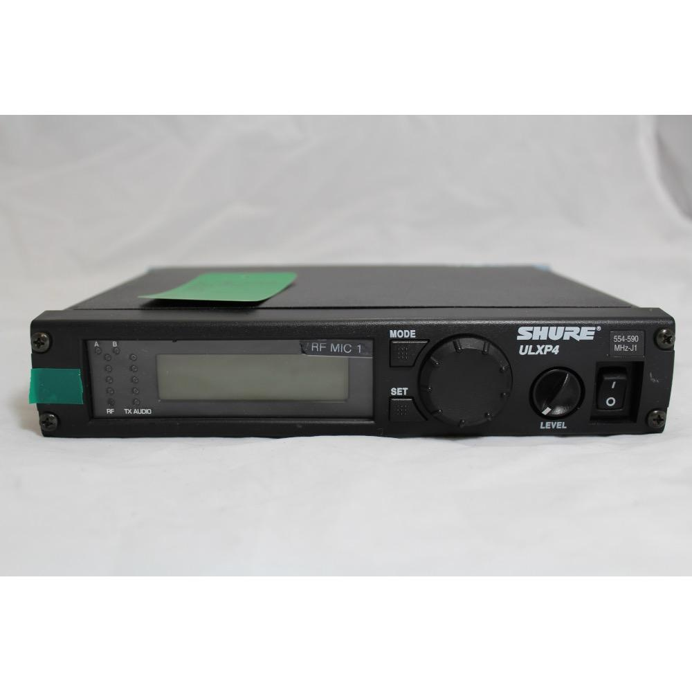 Shure Shure ULXP4 662-698 MHz  bandwidth, M1 Band