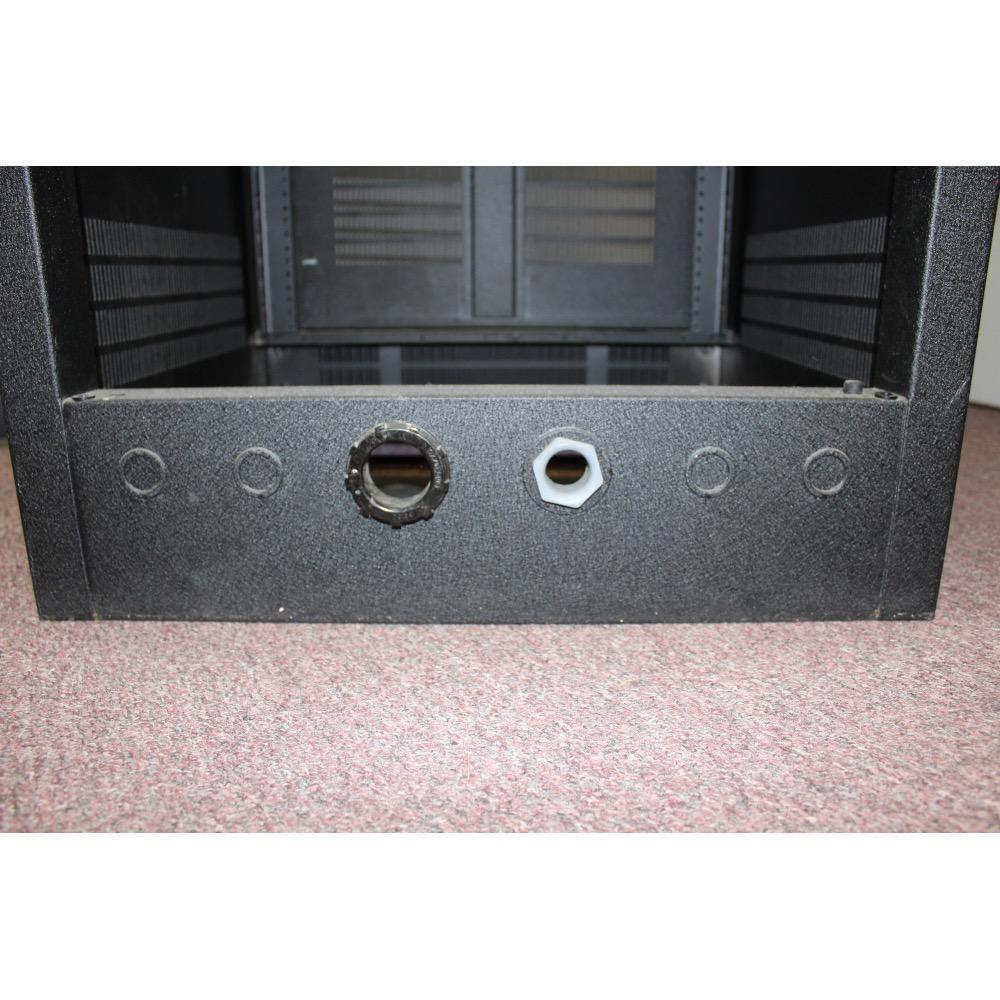 Lowell Lowell L60-61 34U standalone AV rack