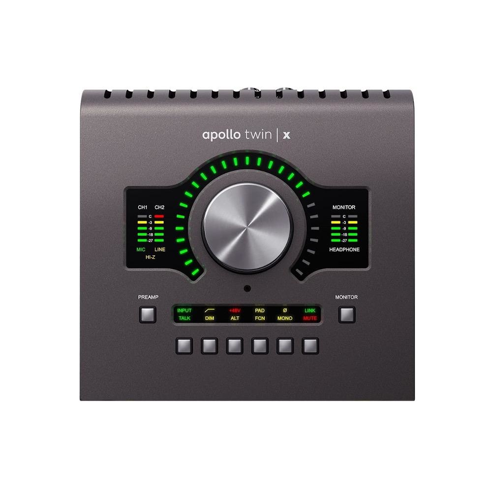 Universal Audio Universal Audio APLTWXQ Apollo Twin X w/ QUAD Processing